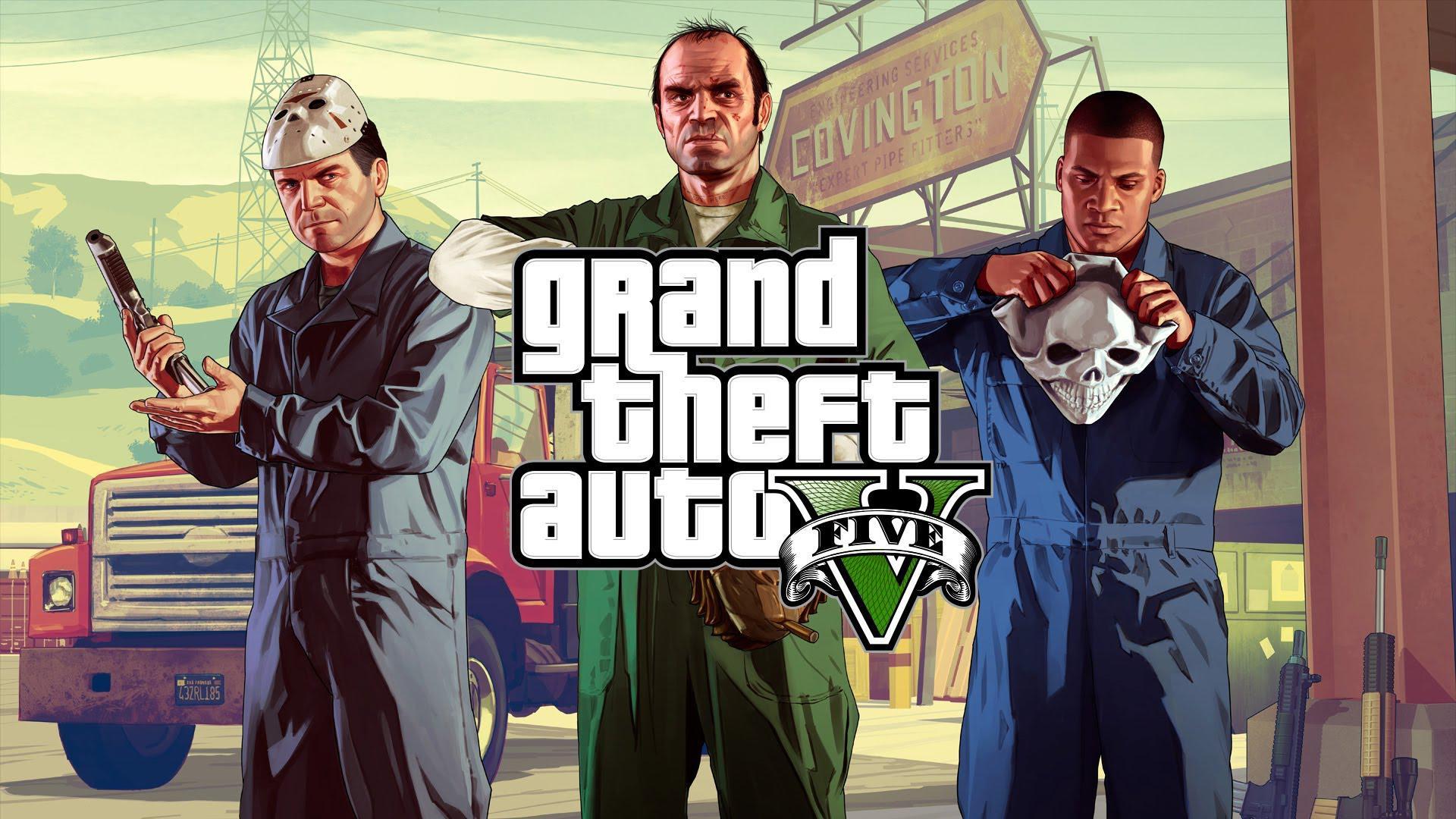 Grand Theft Auto V primește trailer comercial