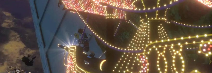 Kingdom Hearts 3 – D23 Expo Japan 2013 Trailer
