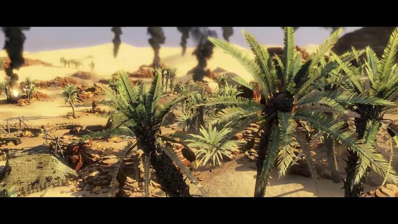 Sniper Elite 3 primește trailer pentru Tobruk