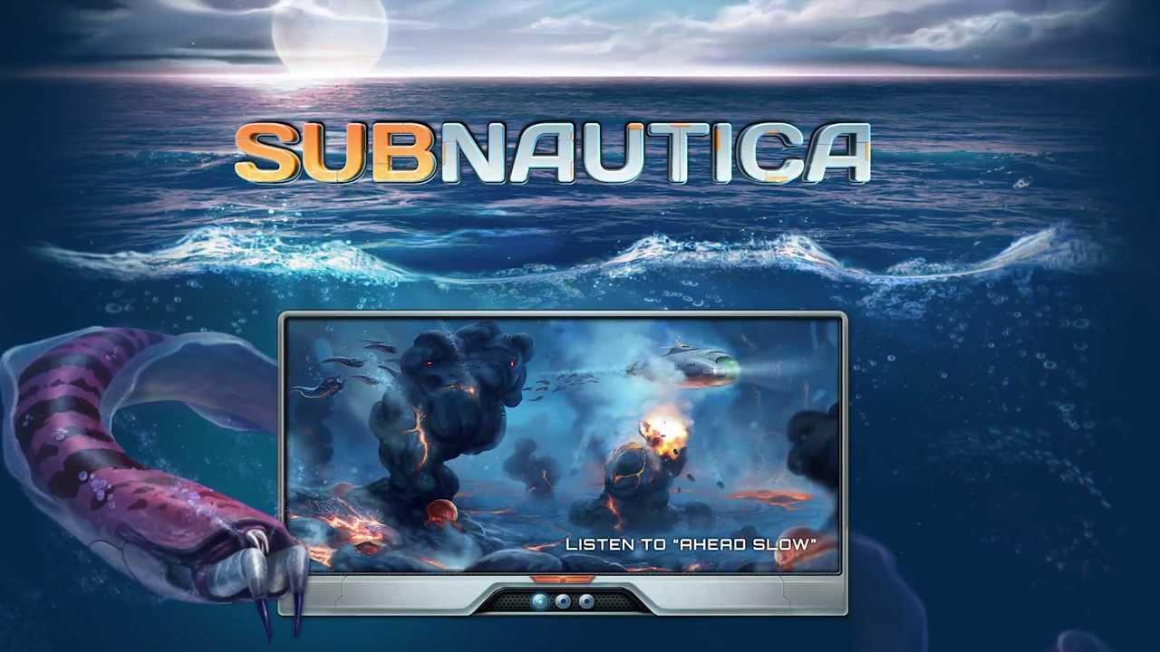 Subnautica a fost anunțat printr-un trailer