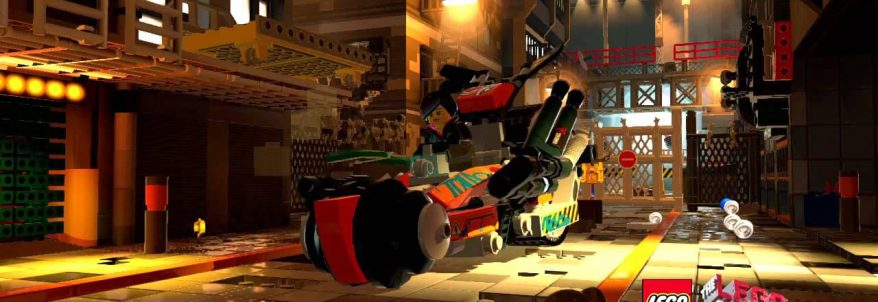 The LEGO Movie Videogame - Announce Trailer