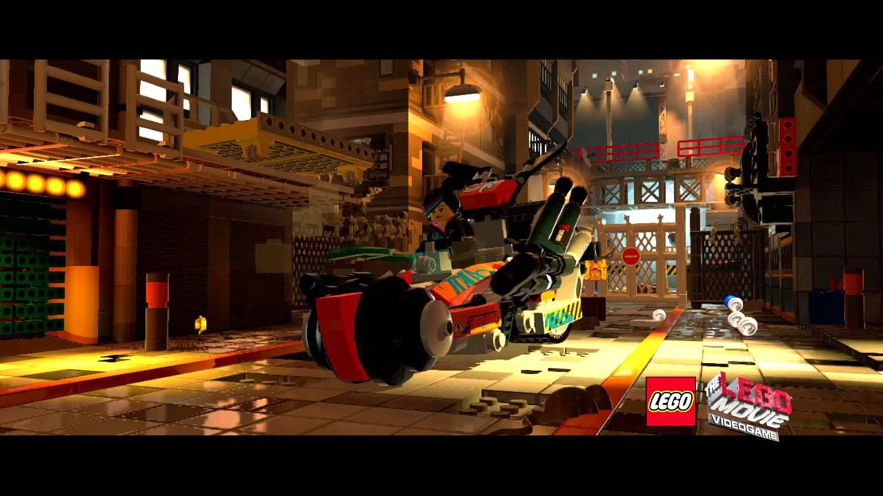 The LEGO Movie Videogame – Announce Trailer