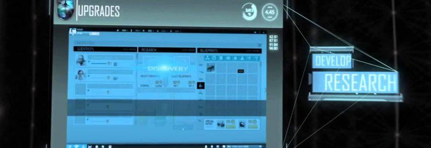 Tom Clancy's EndWar Online - Announcement Trailer