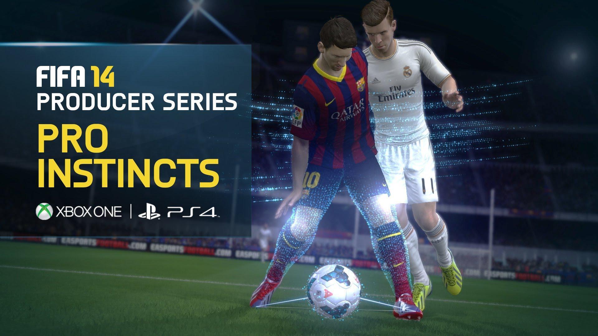 Trailer ce ne detaliază mecanicile next-gen din FIFA 14