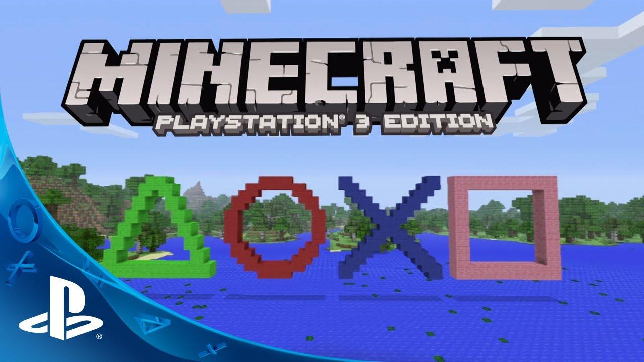 Trailer pentru Minecraft: PS3 Edition