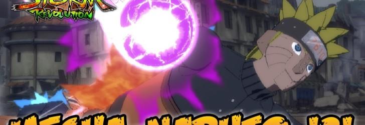 Trailer pentru Naruto Shippuden: Ultimate Ninja Storm Revolution