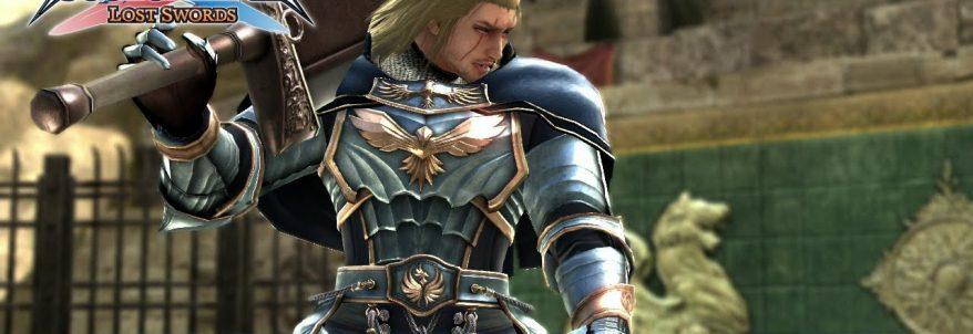 Trailer pentru Soulcalibur: Lost Swords ce-l prezintă pe Siegfried