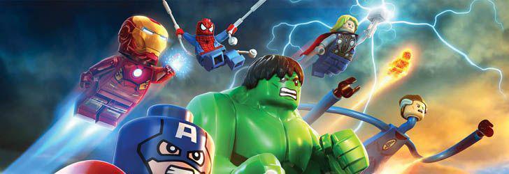 LEGO Marvel Super Heroes primește demo pentru Xbox One