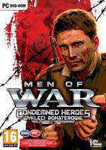 Men of War Condemned Heroes Coperta