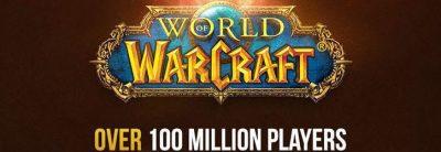 100 milioane de conturi în World of Warcraft