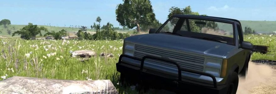 BeamNG.drive – Trailer