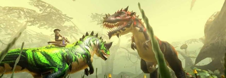 Dino Storm - Trailer