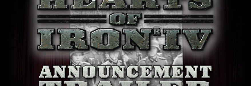 Hearts of Iron 4 primește trailer de anunțare