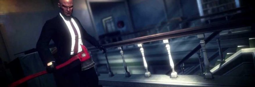 Hitman: Absolution – Gameplay #1 Introducing: Agent 47