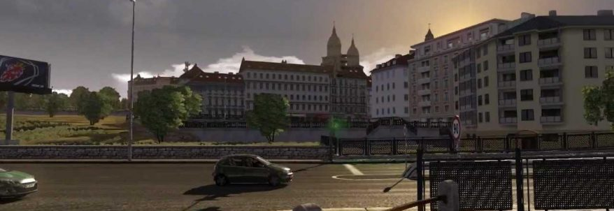 Scania Truck Driving Simulator: The Game - The City