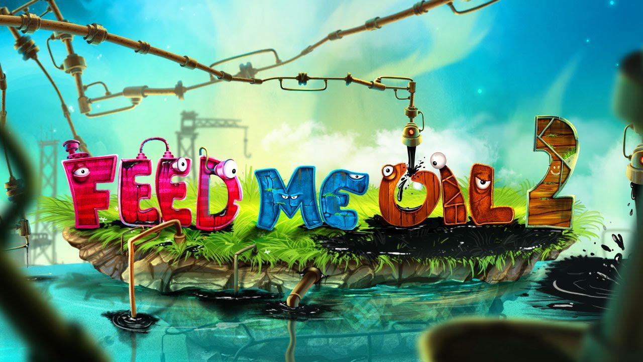 Trailer de lansare pentru Feed Me Oil 2 pe iOS