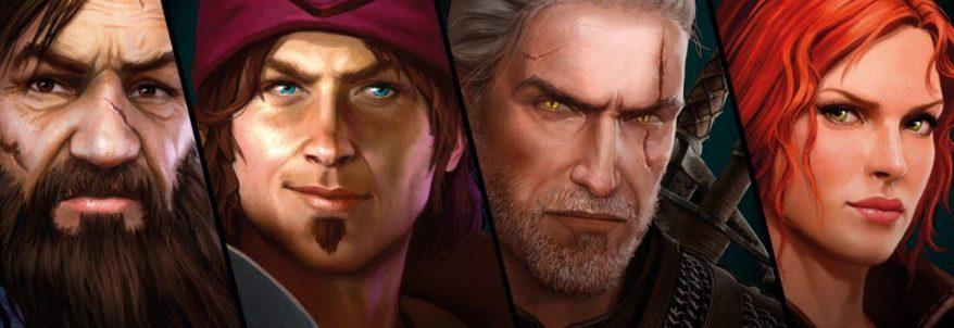 Trailer de prezentare pentru The Witcher Adventure Game