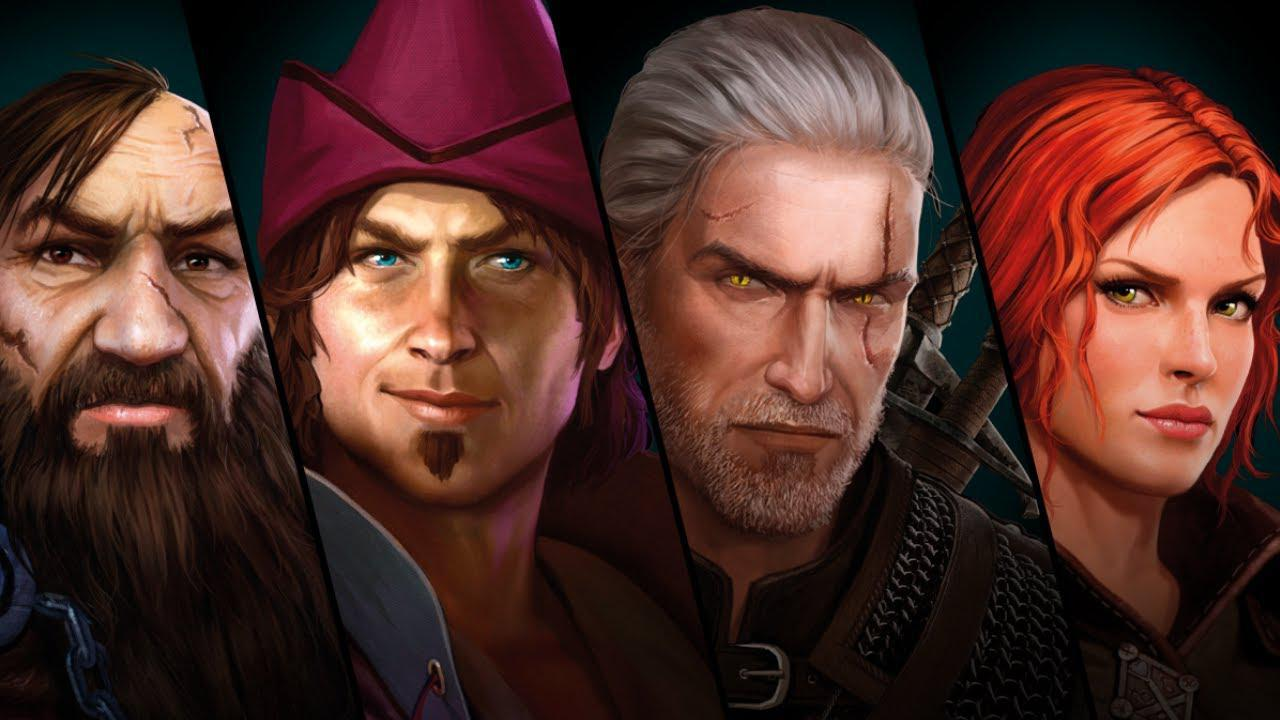 Trailer de prezentare pentru The Witcher Adventure Game