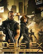 Deus Ex The Fall Coperta