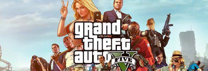 Grand Theft Auto V Take Two 32 milion