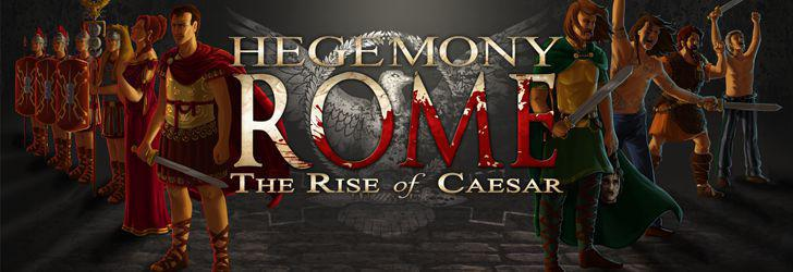 Hegemony Rome The Rise of Caesar early access steam