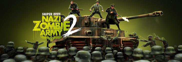 Sniper Elite: Nazi Zombie Army 2 Review Română