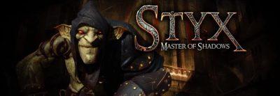 Styx Master of Shadows Logo