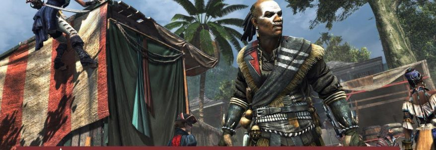 Assassin's Creed 4: Black Flag primește trailer pentru DLC-ul Guild of Rogues