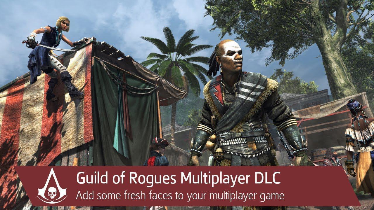 Assassin's Creed 4: Black Flag primește trailer pentru DLC-ul Guild of Rogues