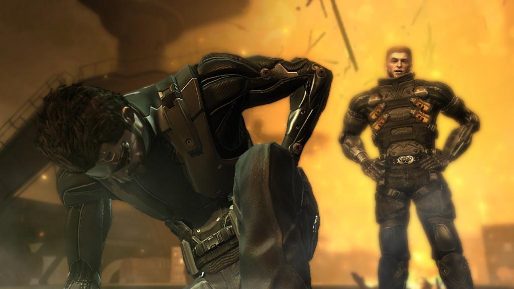 Imagini Deus Ex: The Fall