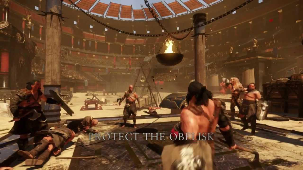 DLC-ul Mars' Chosen disponibil acum pentru Ryse: Son of Rome