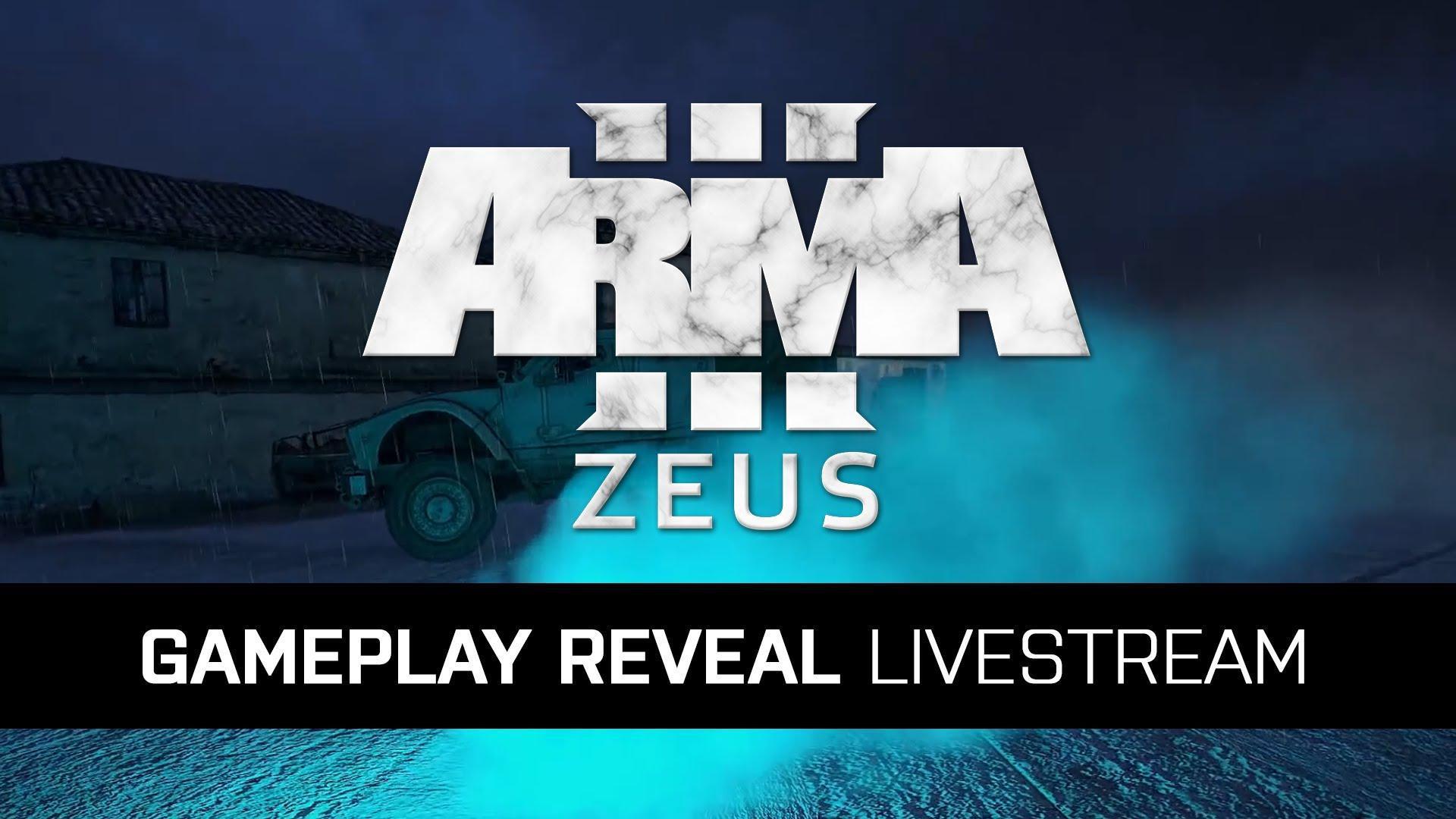 DLC-ul Zeus din Arma III primește gameplay