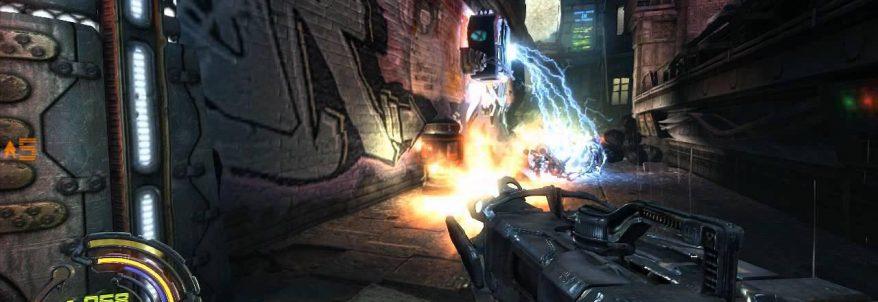 Hard Reset - Gameplay Trailer