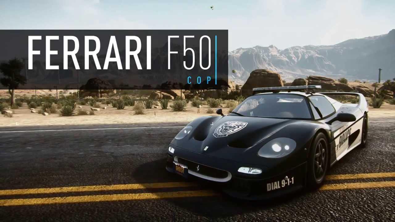 Need for Speed: Rivals primește DLC-urile Ferrari și Jaguar Pack