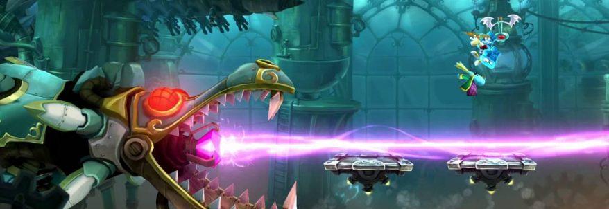 Rayman Legends primește trailer pentru lansarea next-gen