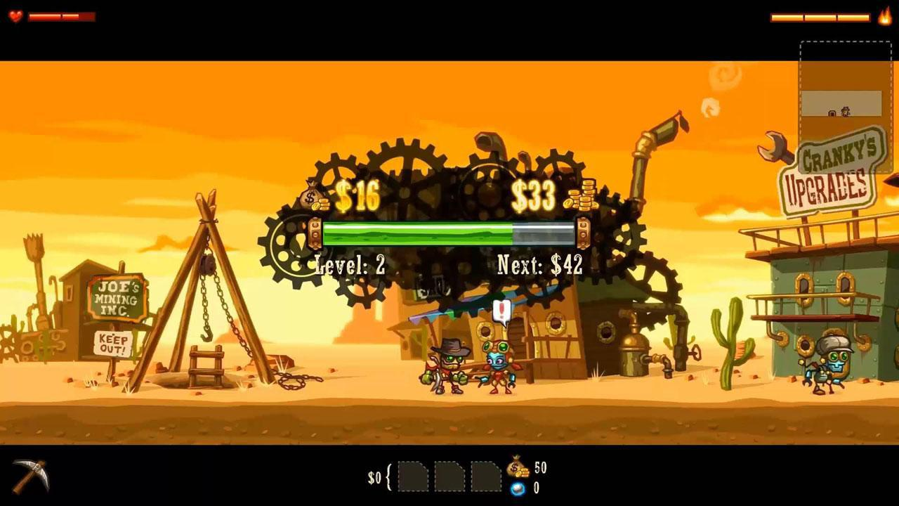 SteamWorld Dig va fi lansat și pe PS4 și PS Vita