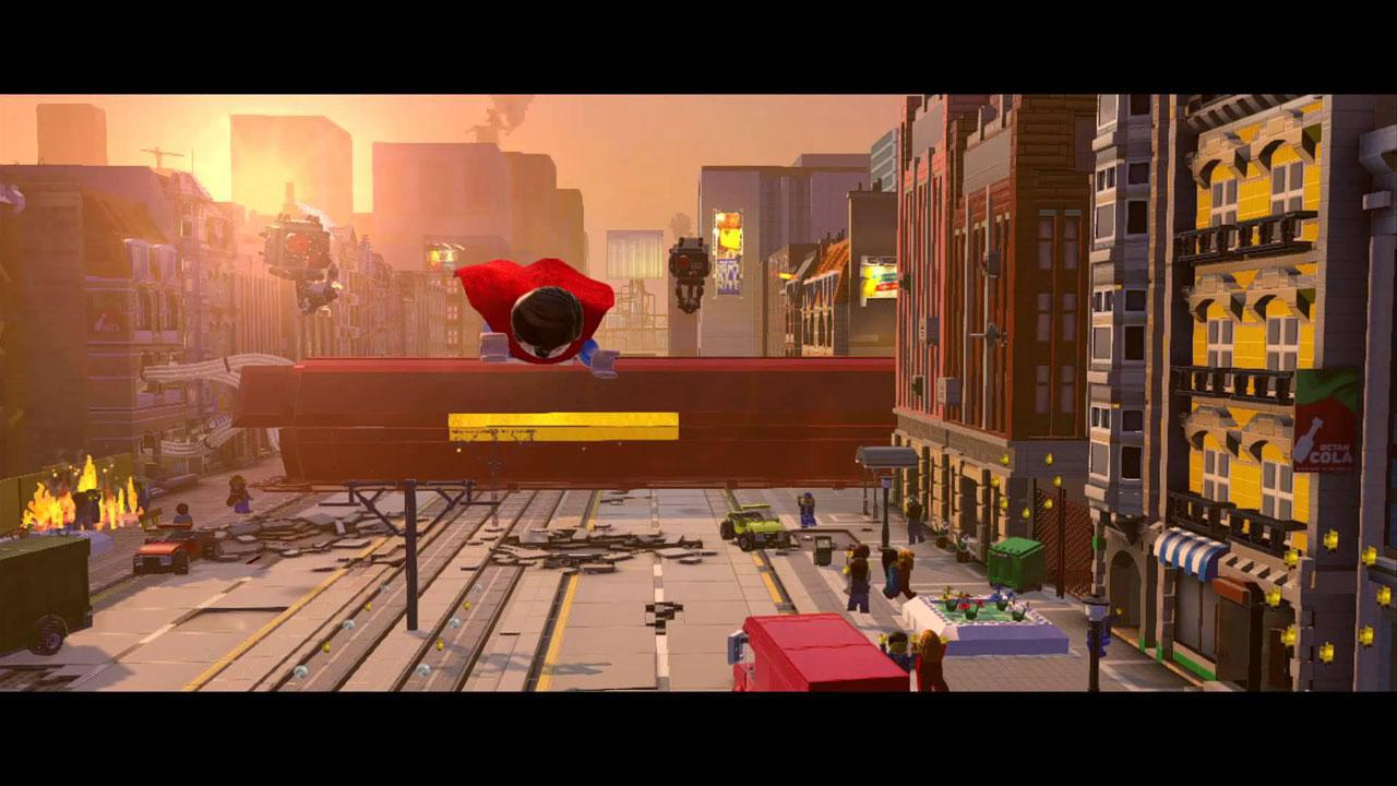 The LEGO Movie Videogame primește trailer de lansare