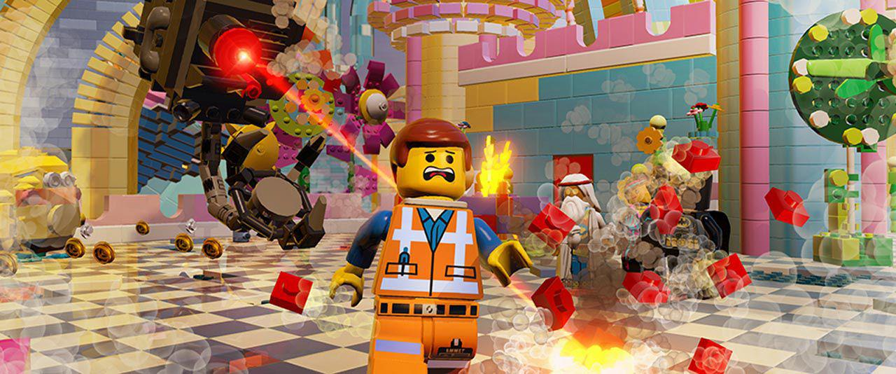 Imagini The LEGO Movie Videogame