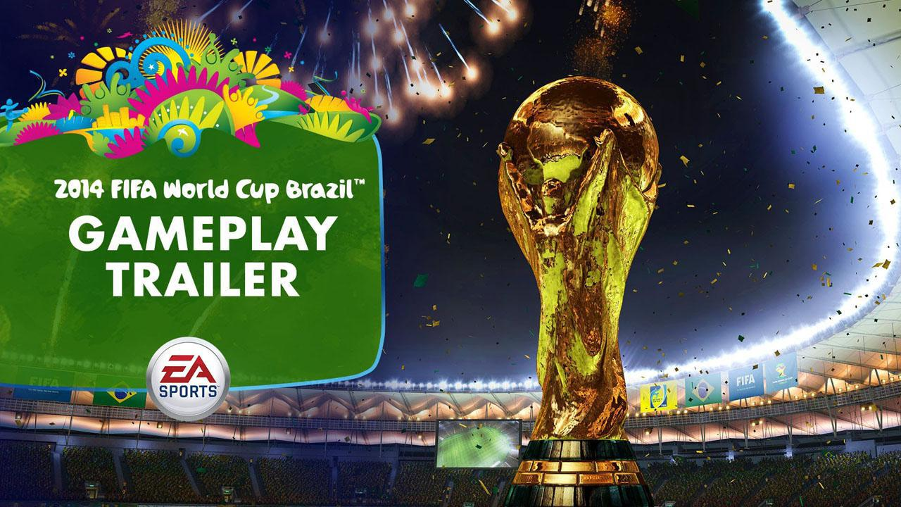 2014 FIFA World Cup Brazil primește gameplay trailer