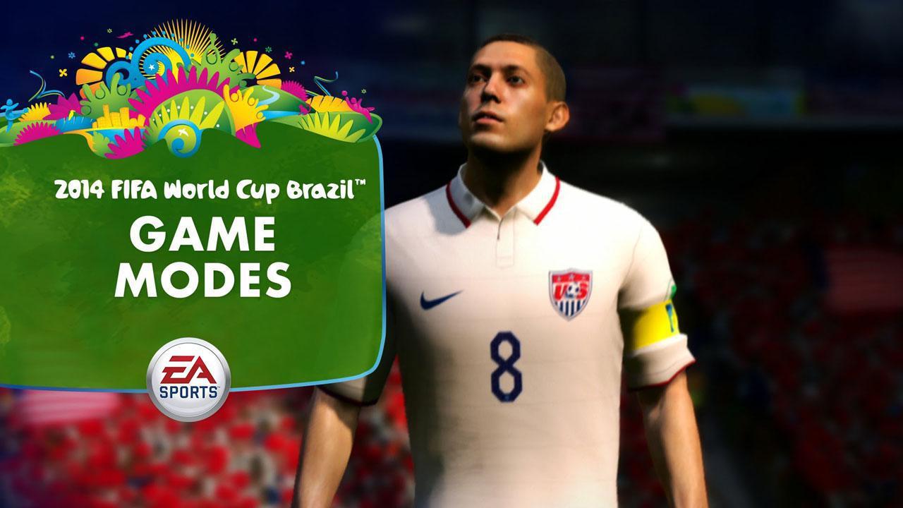 2014 FIFA World Cup Brazil primește trailer pentru modurile de joc