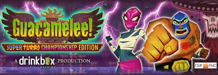 Guacamelee: Super Turbo Champion Edition