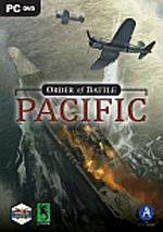 Order of Battle Pacific Coperta