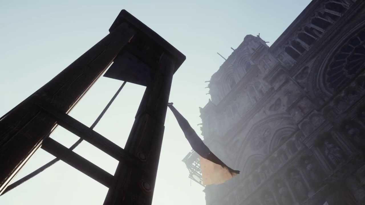 Assassin's Creed Unity primește trailer de anunțare scurt
