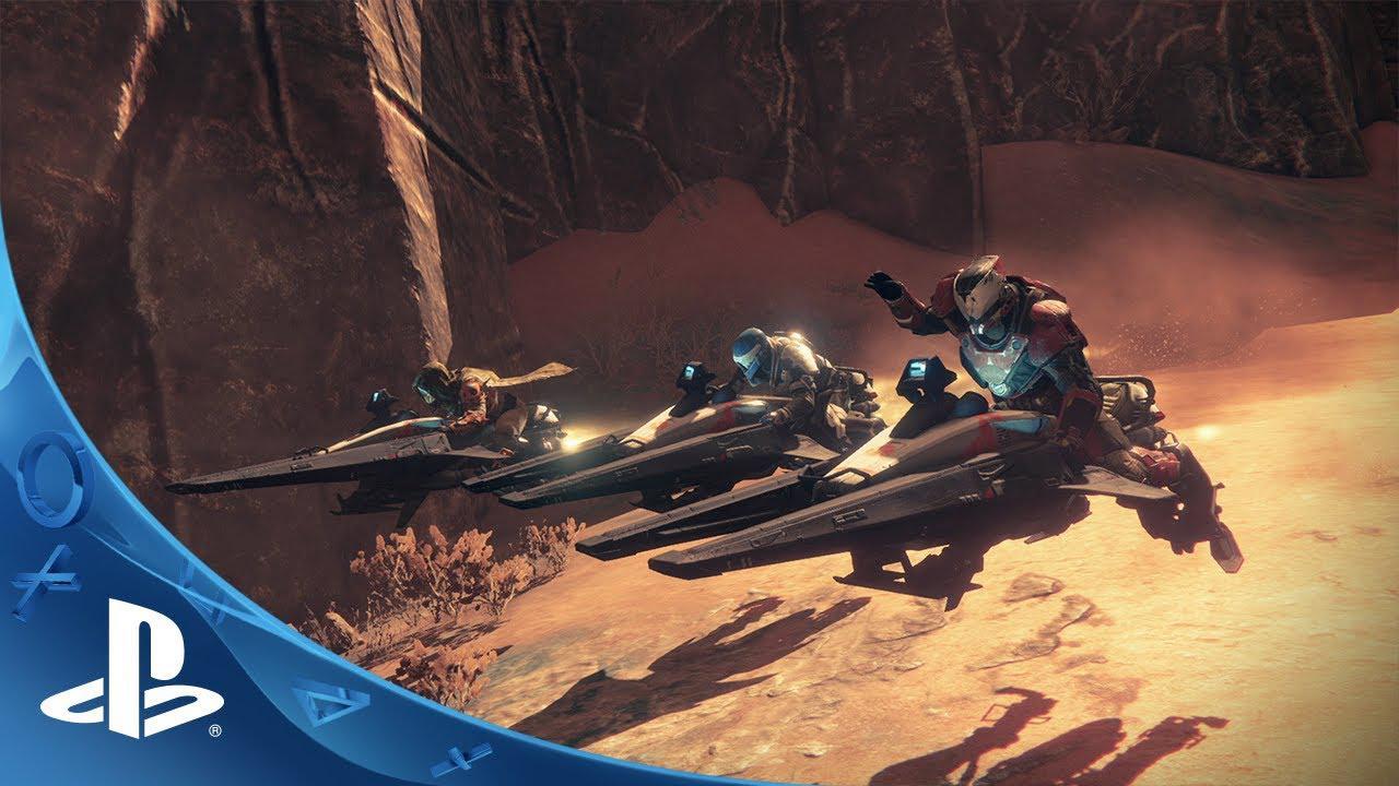 Destiny primește videoclip comercial pentru caracteristica Share din PS4