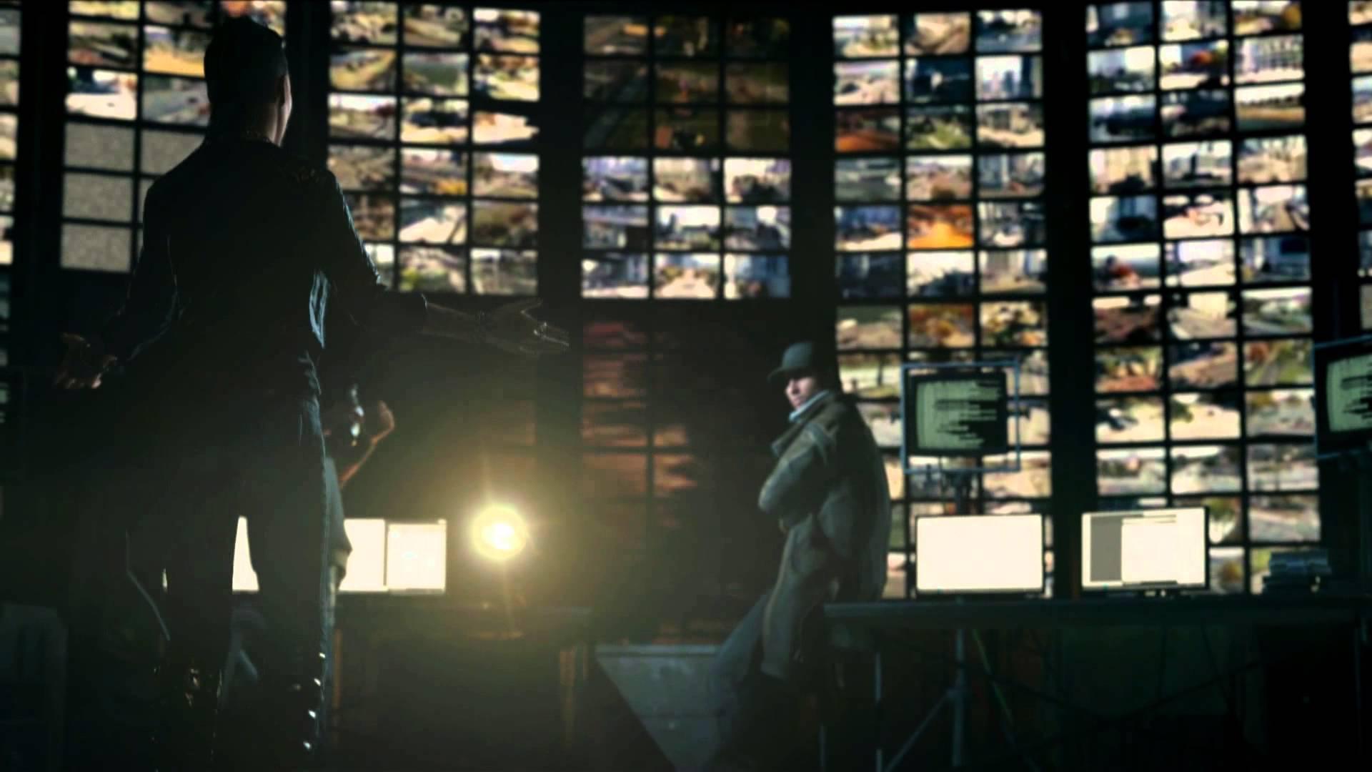 Trailer ce prezintă povestea din Watch Dogs și data de lansare