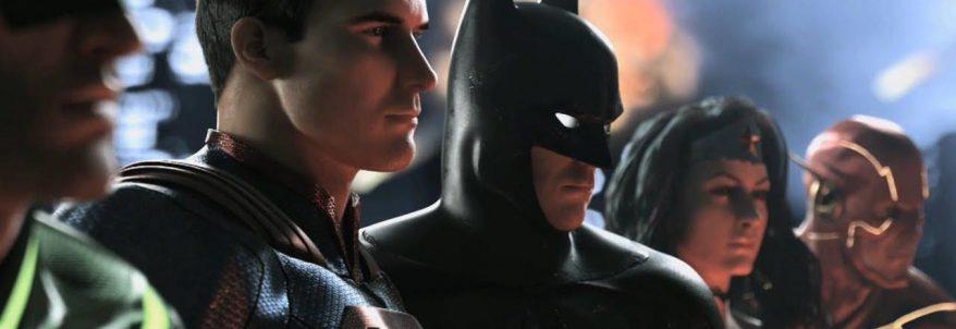 Trailer cinematic pentru pornirea testării beta din Infinite Crisis