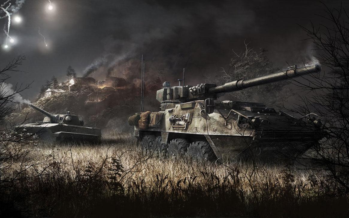 Trailer de anunțare pentru Armored Warfare