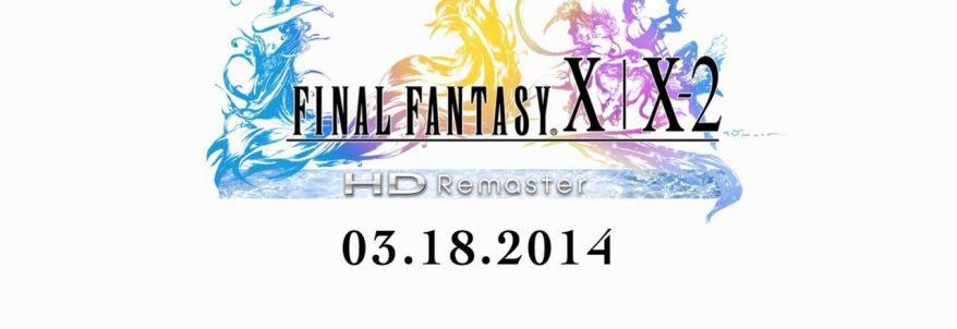 Trailer de lansare pentru Final Fantasy X / X-2 HD Remaster
