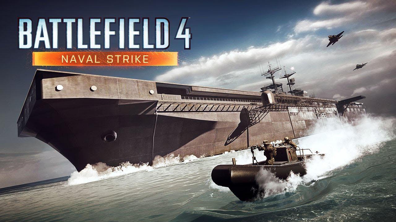 Trailer pentru Battlefield 4: Naval Strike