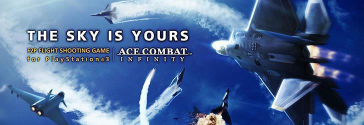Ace Combat Infinity va fi lansat pe 27 Mai